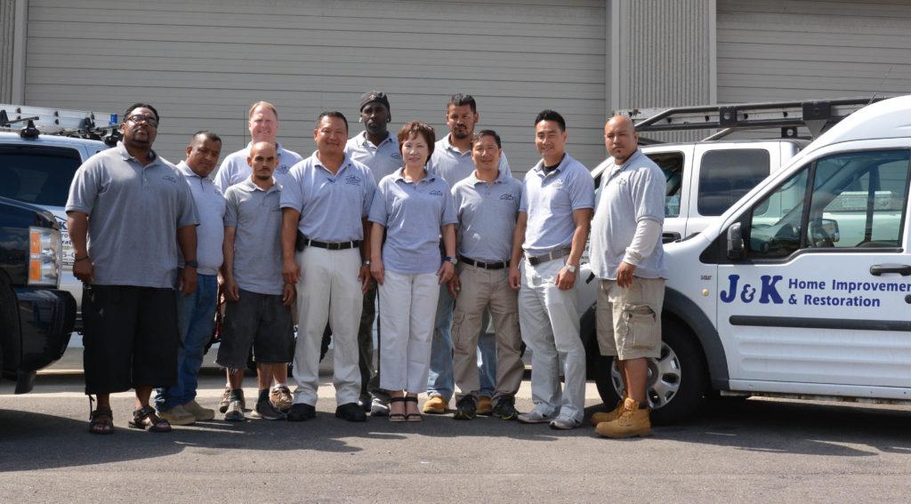 J & K Home Improvement and Restoration Team