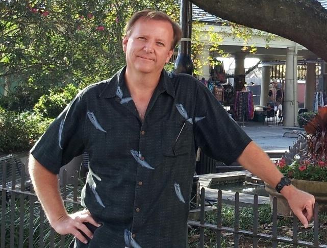 Bill Todd, Auditor at MADSKY
