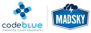 CodeBlue and MadSky Logos